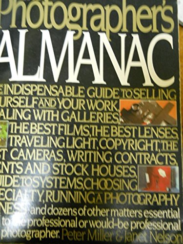The Photographer's Almanac