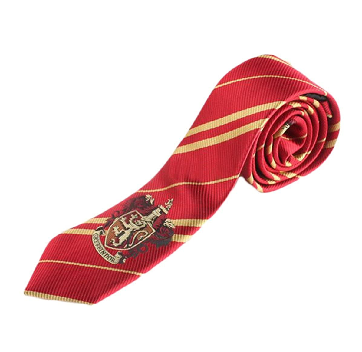 Harry Potter Gryffindor/Slytherin/Hufflepuff/Ravenclaw Tie