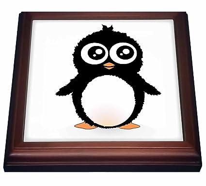 Compra 3drose Pinguino De Dibujos Animados Kawaii Adorable Para