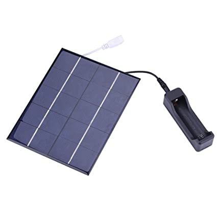 TOPINCN Mini Panel Solar Portátil DIY Módulo para Bateria ...