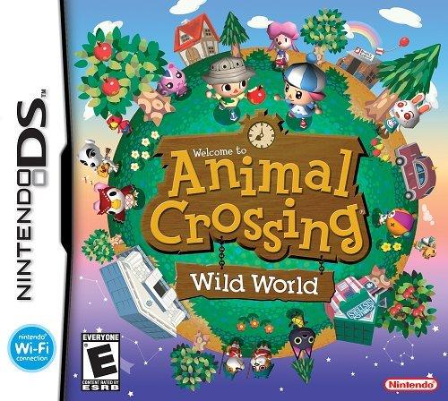 Animal Crossing Wild World  DS 北米版英語 [並行輸入品] B00WTC5750