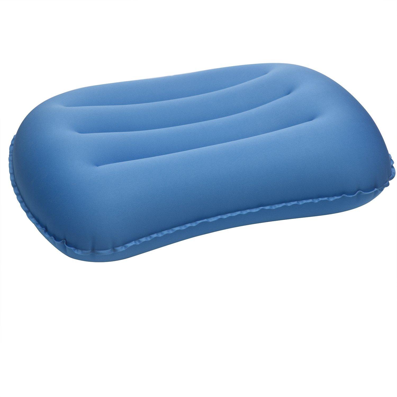 FAMLOVE Inflatable Oreillers De Voyage Compressible Coussin Gonflable Pour Le Camping - Mixte