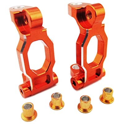 Hot Racing DMD1903 Aluminum Hub Carriers/C-Hubs - Dromida 1/18: Toys & Games