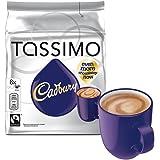 Tassimo Cadbury Hot Chocolate Pack of 2, 2x8 T-Discs (16 discs in total)