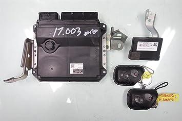 Lexus Ct200h Engine Computer Control ecu Module Unit ecm pcm