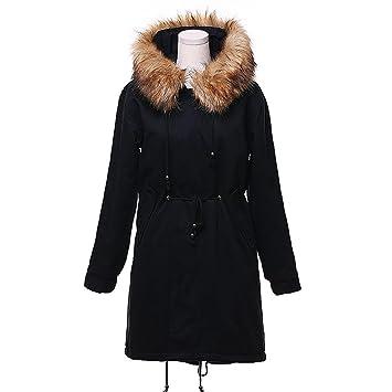 Manteau femme noir blanc