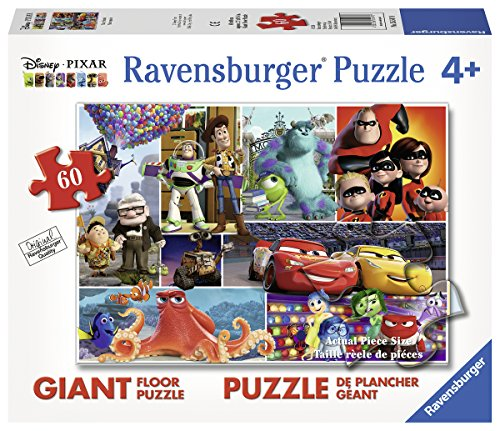 Ravensburger Disney: Pixar Friends Floor Puzzle (60 Piece)