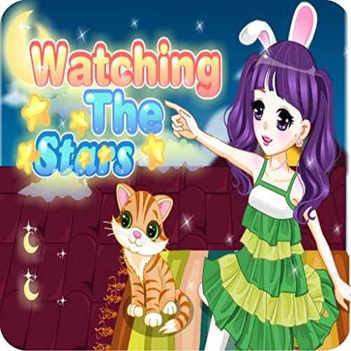 Ghoul Make Up (Watching The Stars)