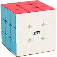 FunDimension QiYi Warrior S 3x3 Stickerless Speed Cube