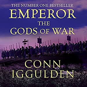 EMPEROR: The Gods of War, Book 4 (Unabridged) Audiobook