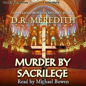 Murder By Sacrilege Audiobook