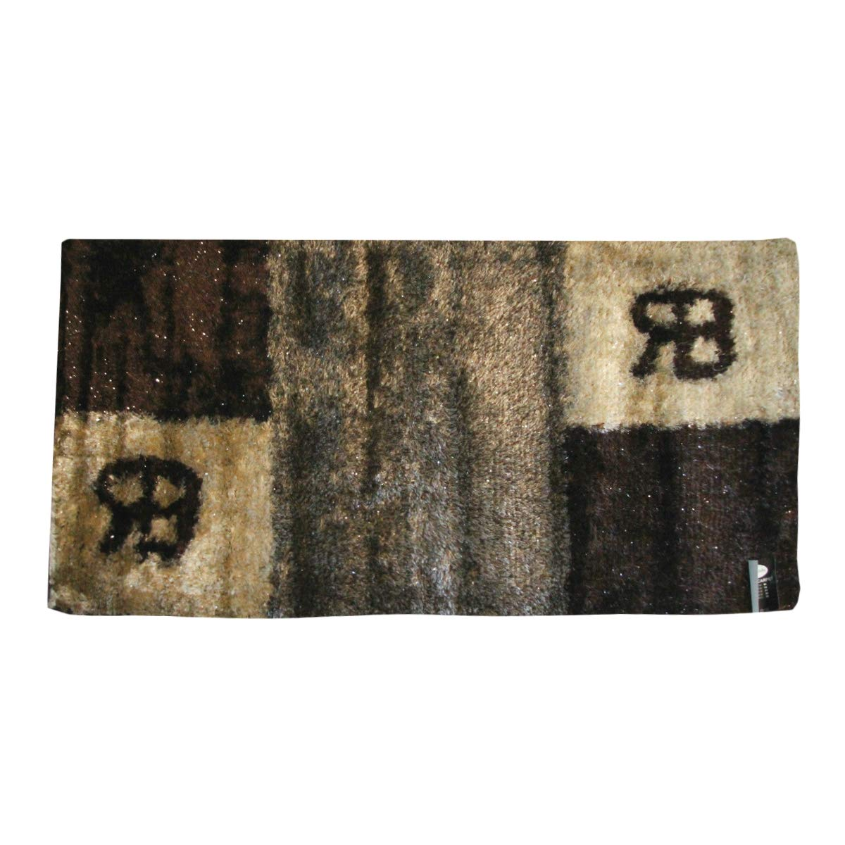 Arancione Russo Tessuti Tappeto Carpet Camera da Letto Ufficio Salone 70x140 cm Renato Balestra