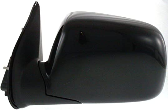 New Mirror Driver Left Side Chevy Textured Black GM1320286 15246904 i-370