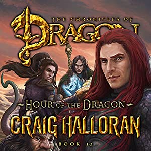 Hour of the Dragon Audiobook