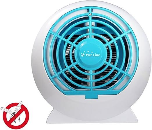 Purline - zzap turbo mata insectos sobremesa con ventilador ...