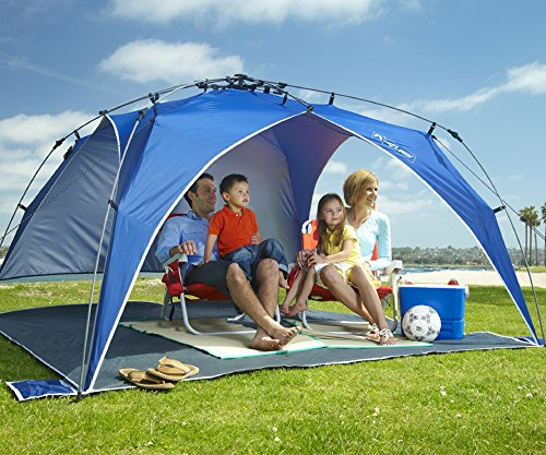 lightspeed outdoors quick canopy instant pop up shade tent import it all. Black Bedroom Furniture Sets. Home Design Ideas