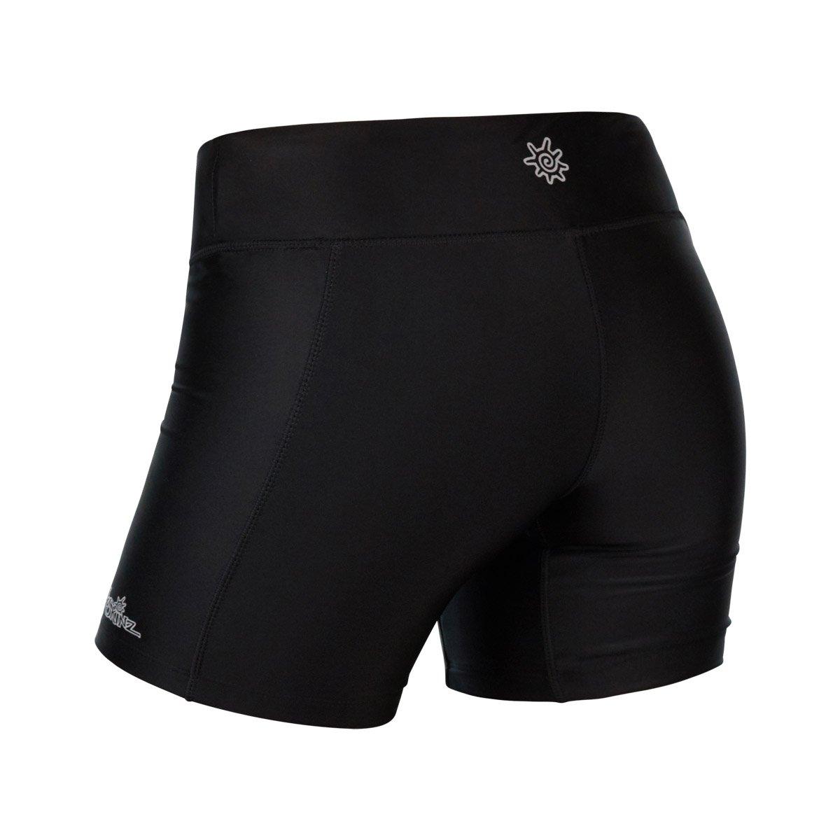 34e3728ded Amazon.com: UV Skinz UPF 50+ Women's Active Swim Shorts: Clothing