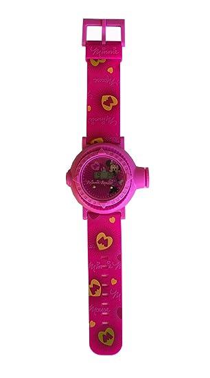 Reloj digital para niños con proyector de imágenes de ...