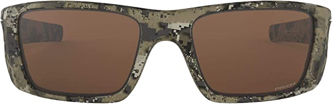 Oakley Mens Fuel Cell Non-Polarized Iridium Rectangular ...