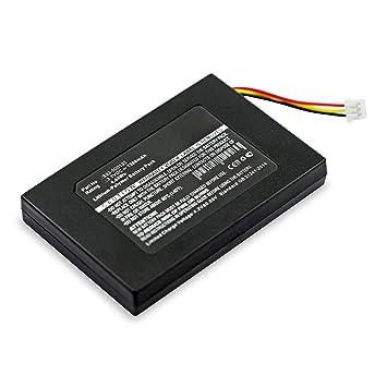 subtel® Batería Premium para Logitech G533, Logitech G933 (1200mAh) 533-000132 bateria de Repuesto, Pila reemplazo, sustitución: Amazon.es: Electrónica