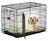 Cheap MidWest Homes for Pets Life Stages ACE Double Door Dog Crate