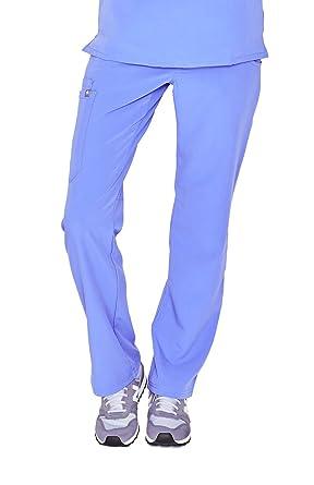 bd803c6d8 Amazon.com: FIGS Kade Cargo Scrub Pants for Women - Tailored Fit ...