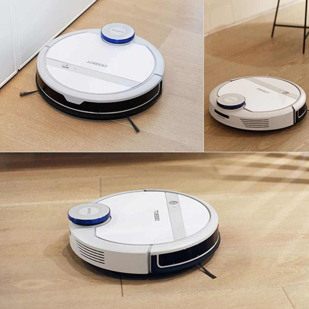 Robot de Limpieza Aspiradora Inteligente hogar Ultrafina máquina fregadora automática fregadora Servicios Integrados de Barrido y trapeador Robot de Barrido ...