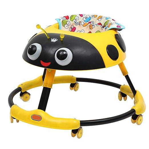 Meen Baby Walker, Andador Plegable multifunción para bebés de 6 a ...