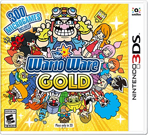 Warioware Gold - Nintendo 3DS by Nintendo