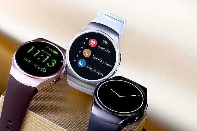 DOHAOOE Bluetooth Smart Watch Phone KW18 reloj inteligente ...