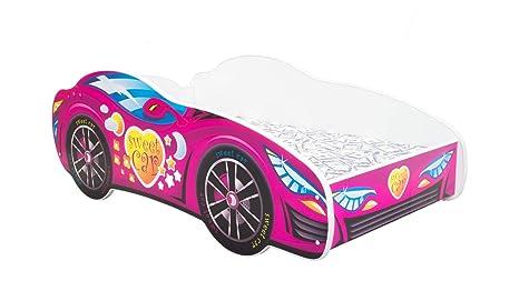 Cama individual 140x70 somier y colchón de espuma GRATIS! (COCHE)