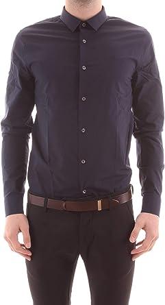 Calvin Klein KJ J30J314166 - Camisa de hombre CHW Night Sky: Amazon.es: Ropa y accesorios