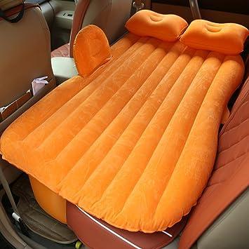 Pancy - Colchón hinchable para coche de viaje, camping, cama ...