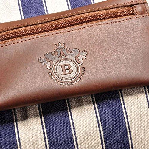berba Riva 302 Schultertasche in stripe