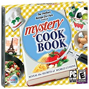 Mystery Cookbook PC Game - Free Download Full Version