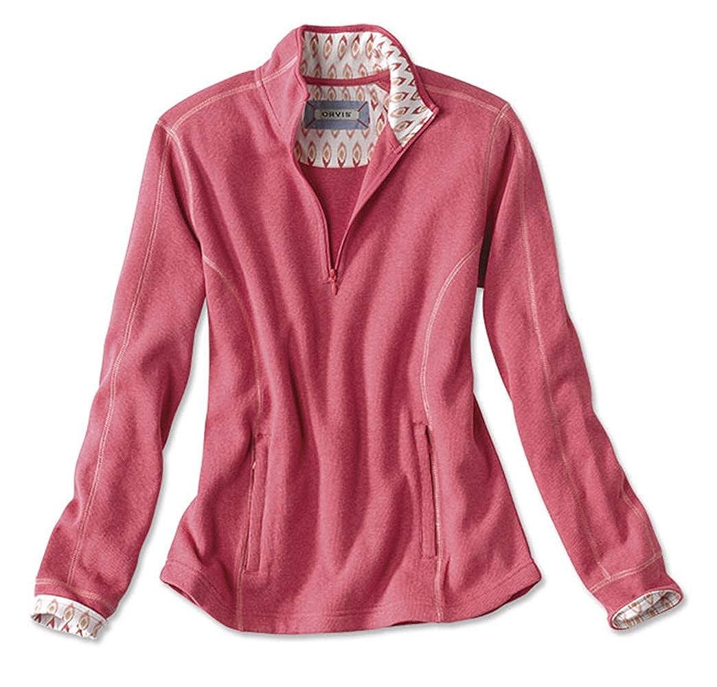 Orvis Womens Signature Softest Sport Sweatshirt