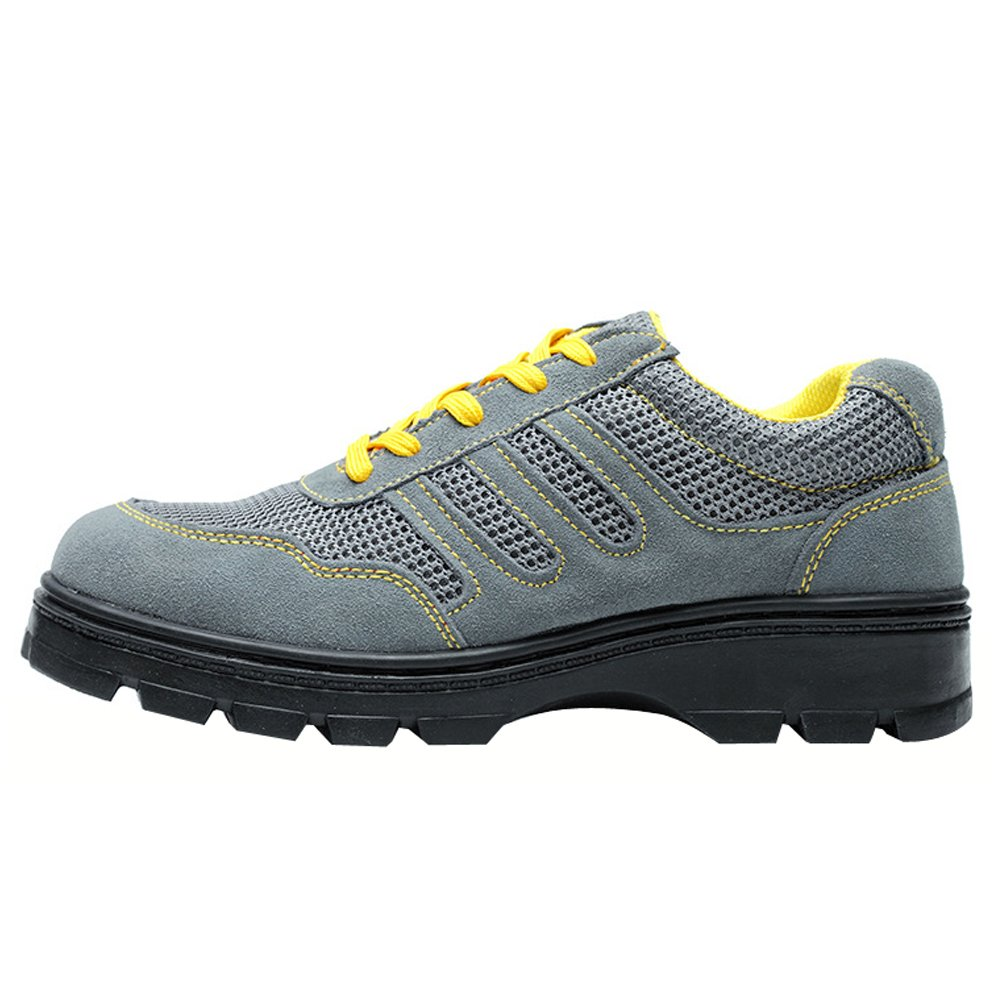Eclimb for Work Mens Relaxed Fit Slip Resistant Work Shoe