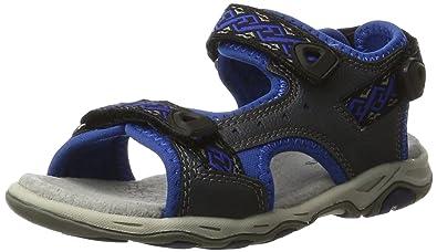 fa506c18e5a807 Kickers Kiwi, Sandales Bout Ouvert garçon: Amazon.fr: Chaussures et Sacs
