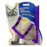 ONSON Cat Harness Leash, Adjustable H harness...