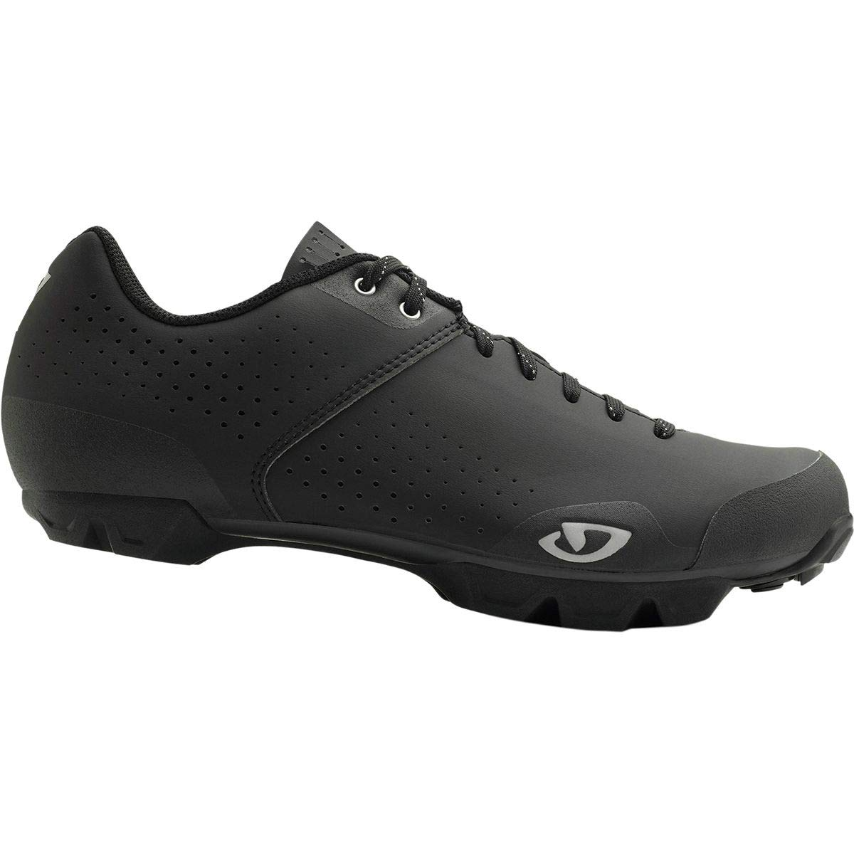 Black Giro Privateer Lace Cycling shoes - Men's
