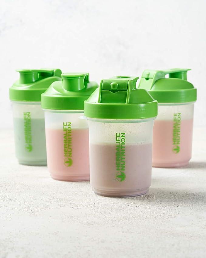 Herbalife - Barritas con Proteínas sabor a Vainilla y almendras 14 x 35 g