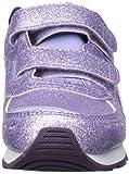 PUMA Girls' Vista Glitz V Sneaker, Sweet