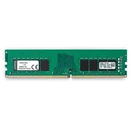 Kingston KVR24N17D8/16 - Memoria RAM interna de 16 GB, color verde ...