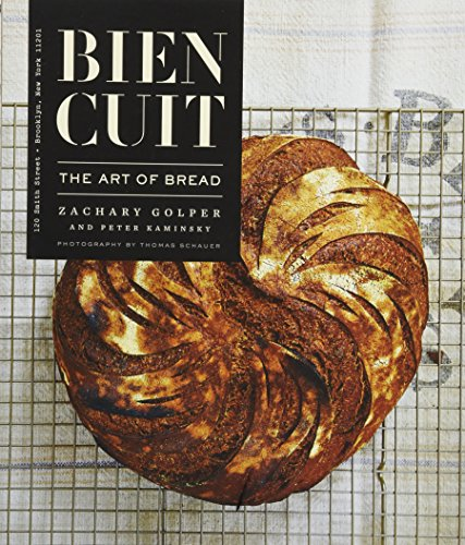 Pumpernickel Bread Recipe - Bien Cuit: The Art of Bread (Features an Exposed Spine)