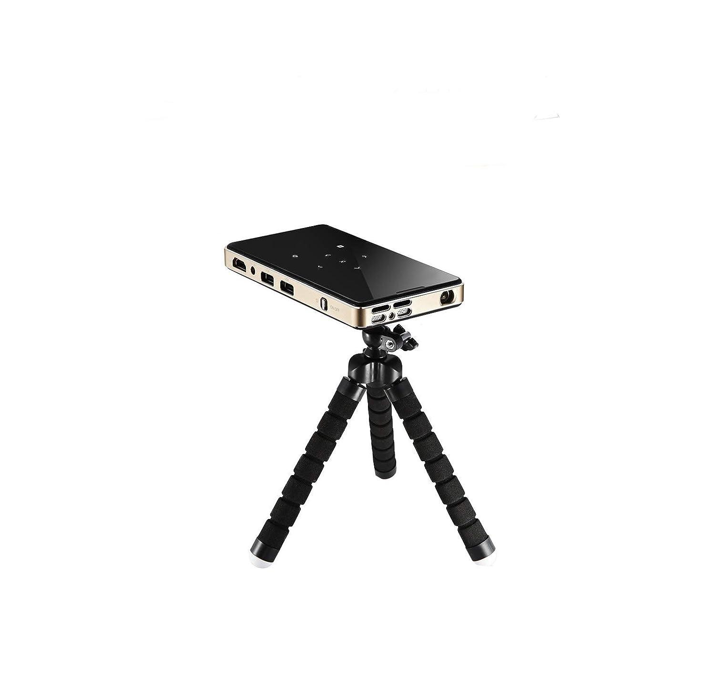 Guowy Home Mini Proyector Portátil WiFi Smart 3D 4K HD Home ...