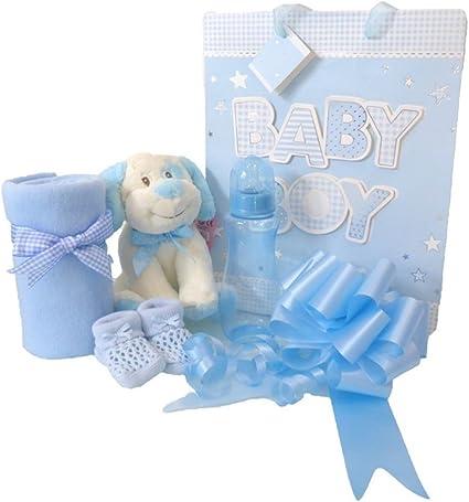 Luxe nouveau bébé garçon fait main personnalisé Coffret Carte