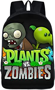 Gumstyle Plants vs. Zombies Backpack Shouder School Bag for Children 14