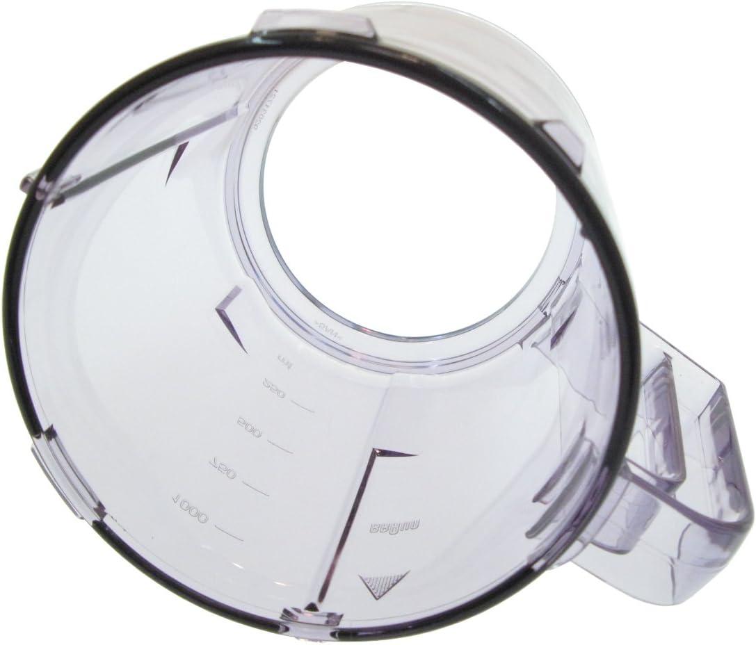 Braun Vaso Licuadora de plástico Robot Multiquick 7 K 1000 3000 ...