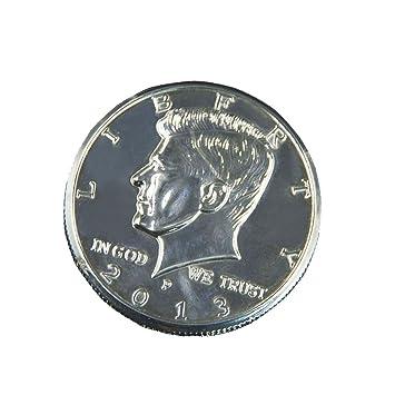 Münze Zaubertrick Close Up Magie Magie Münze Silber Durchmesser
