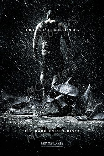 MCPosters The Dark Knight Rises GLOSSY FINISH Movie Poster - MCP144 (24